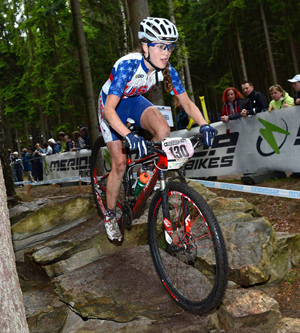 kate courtney, la bresse, world cup