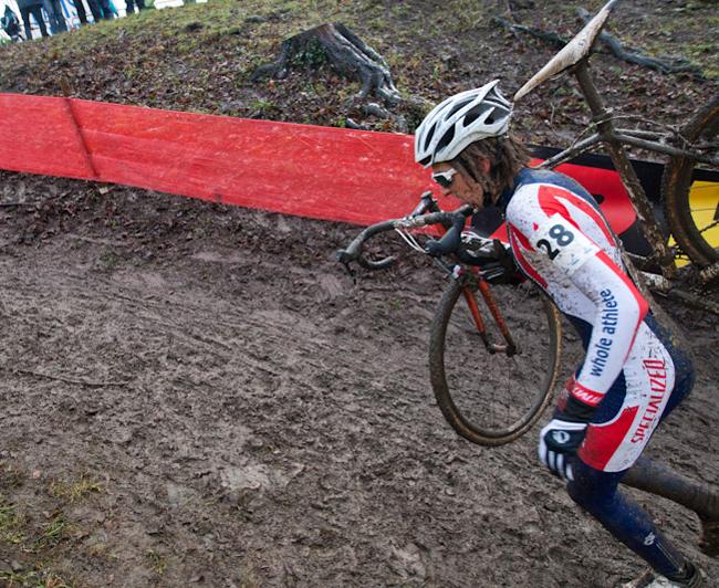 Cypress Gorry, Namur Cyclocross