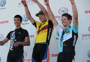 chris jackson, sea otter, cross country
