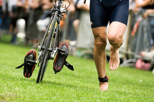 Triathlon coaching, transitions and equipment advice