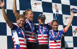 Team Proman - 2008 National Champions Team Pursuit