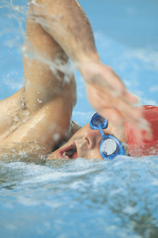Swim Stroke Analysis for Whole Athletes