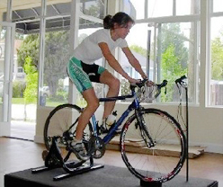Pedal Stroke Analysis at Whole Athlete Sports Training Center