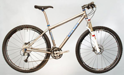 Eriksen, custom mountain bike, 29er